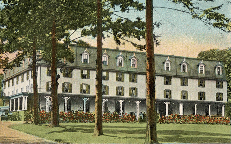 Beachwood Hotel