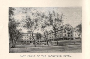 Gladstone East Front