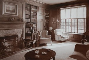 Haz Castle Library