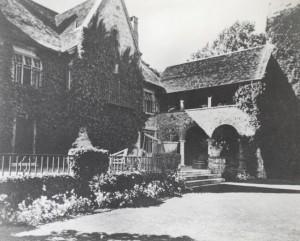 Haz Castle exterior