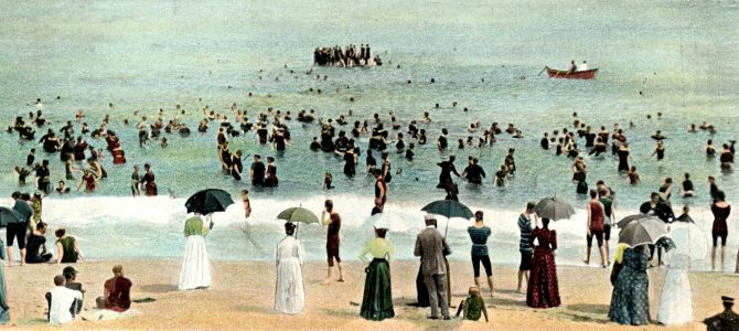 History of Narragansett Beach