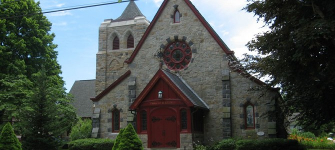 St. Peter's-by-the-Sea Episcopal Church