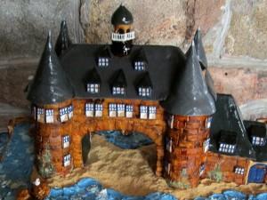 Towers Cake